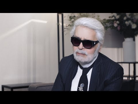 Karl Lagerfeld On The Fall-Winter 2018/19 Haute Couture Collection — CHANEL