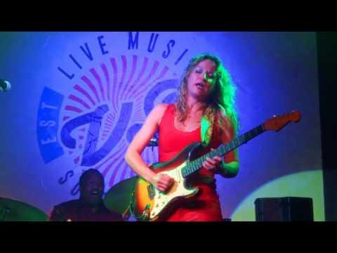 "ANA POPOVIC ""ANA'S SHUFFLE"" 2/21/17 HD LIVE @ VEGETABLE BUDDIES"