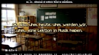 One Ok Rock 「Hidden Track [Niche Syndrome]」 -german sub-