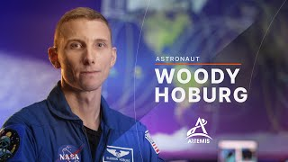 Meet Artemis Team Member Woody Hoburg