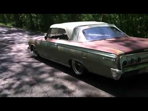 62 Impala Convertible Field Find LS2 6 Speed SLEEPER YouTube