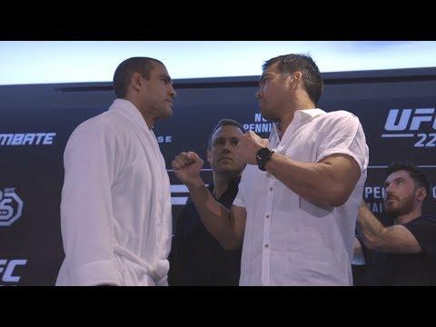 UFC 224: Belfort vs Machida - Former Champions Face Off