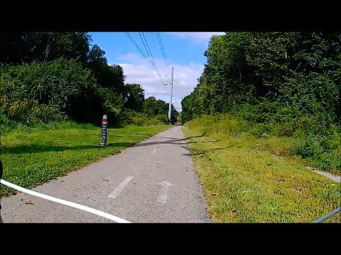 Schuylkill River Trail - Norristown to Port Providence Trailhead