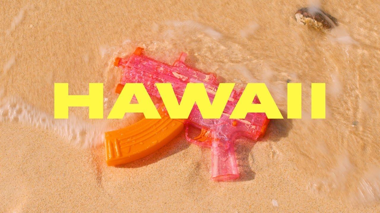 MARISOL - HAWAII (Official Lyric Video)