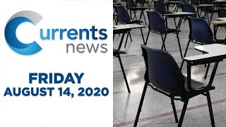 Currents News full broadcast for Fri, 8/14/20 (Catholic news)