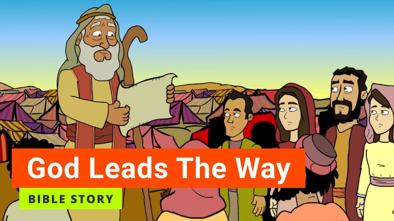 "Primary Year B Quarter 3 Episode 10 ""God Leads the Way"""