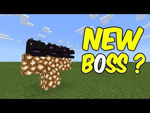 I Summoned The NEW Boss In Minecraft - Here's What Happened...