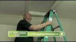 Insulating Attic Hatch Video