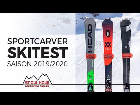 SKITEST: SportCarver 2019/20 | HEAD Supershape I.Magnum - K2 Super Charger - VÖLKL Deacon 74