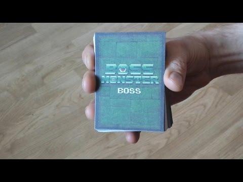 Настольные игры своими руками 3 - Boss Monster