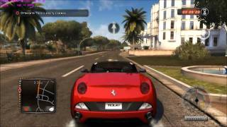 Test Drive Unlimited 2 [ PC | GTX 470 ] Walkthrough - Part 1 Intro HD