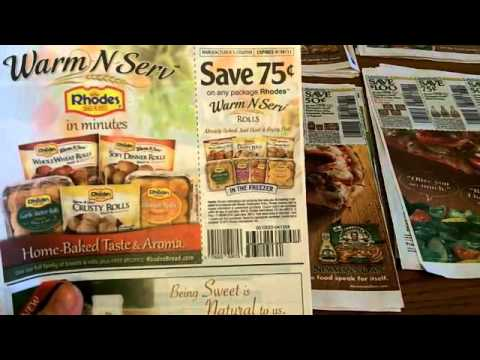 Quick tip when cutting your coupons!