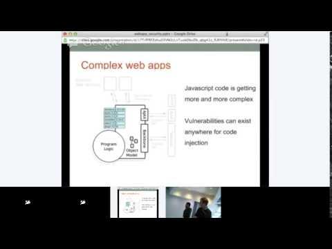 web Security Fundamentals part 1