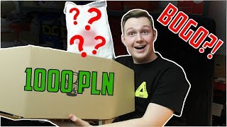 Mystery Box Streetwear za 1000 PLN! Bogo w boxie?! Opening!