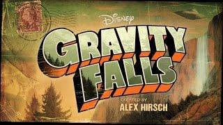 Заставка Gravity Falls ФАН ВЕРСИЯ #10