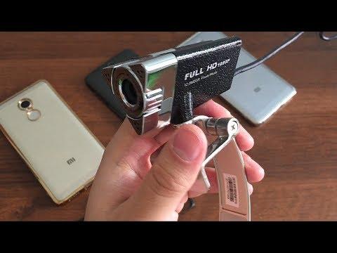 Веб камера для стримов с Алиэкспресс