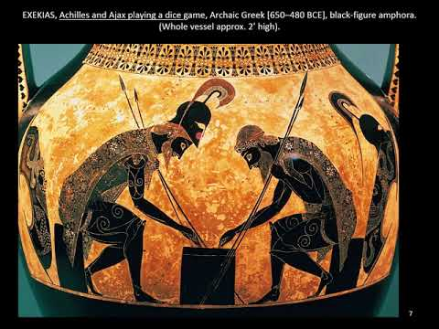 Archaic Greek Art