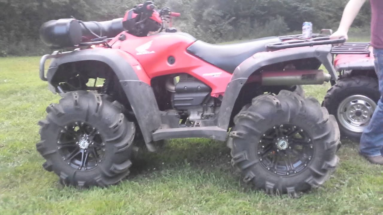 100+ White Honda Foreman 500 Lifted – yasminroohi