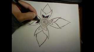 Doodle Flowers 4