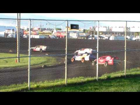 Sport Mod Heat 1 @ Boone Speedway 05/27/17