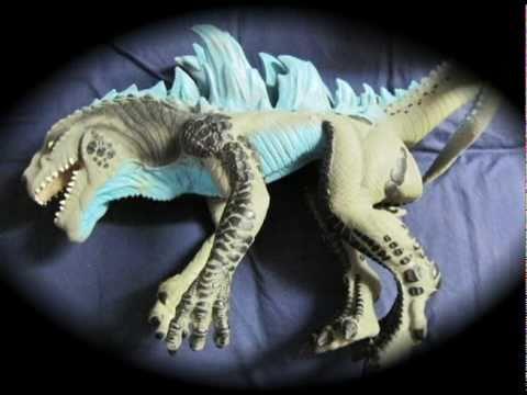 Godzilla 1998 Figure Full Body Hand Puppet Product Review ...