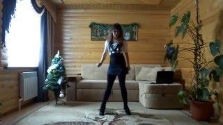 Худей, танцуя! Фитес сальса танец (видео урок для начинающих). Разминка / Salsa dance tutorial