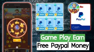 Game Play Earn || Free Paypal Money || Lucky Miner App || How To Make Free Paypal Money 2020 || TH