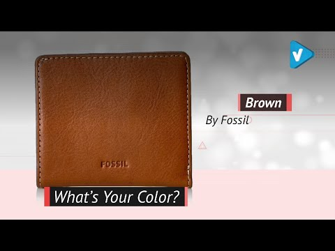 Fossil Women's Emma RFID Mini Wallet, 2019 Great Color Collection!