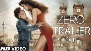 Zero Movie Official Trailer | Release | Shahrukh Khan, Katrina Kaif, Anushka Sharma