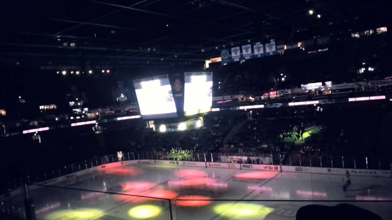 Ice Hockey Game In Helsinki Finland Youtube