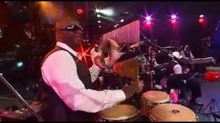 Eric Conley  -  The Barry White Experience - Let the music play -
