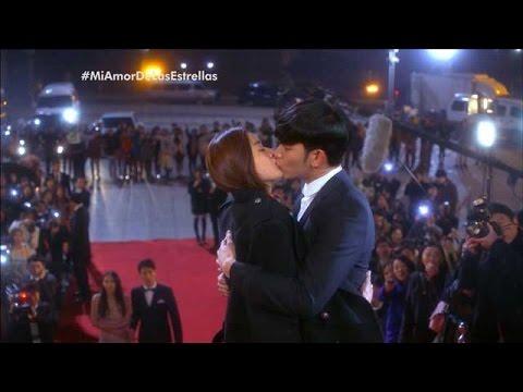 Mi Amor de las Estrellas - Telefe : El momento más emotivo: Min Joon y Song-Yi vencen al tiempo.