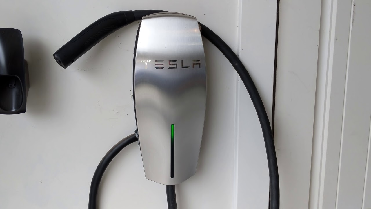Tesla Model 3 Home Ac Charging Overview