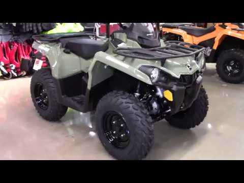2019 Can-Am OUTLANDER 450 - New ATV For Sale - Elyria, Ohio