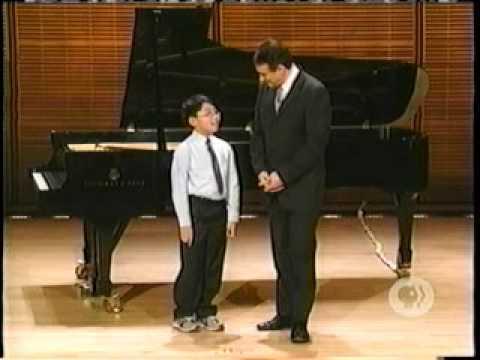 George Li: Live from Carnegie Hall (11 yr)