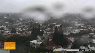 Tormentas fuertes ya caen sobre la provincia de Córdoba
