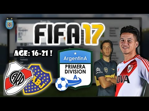FIFA 17: BEST TALENTS TO SIGN FROM ARGENTINA PRIMERA DIVISION (Argentinian League)