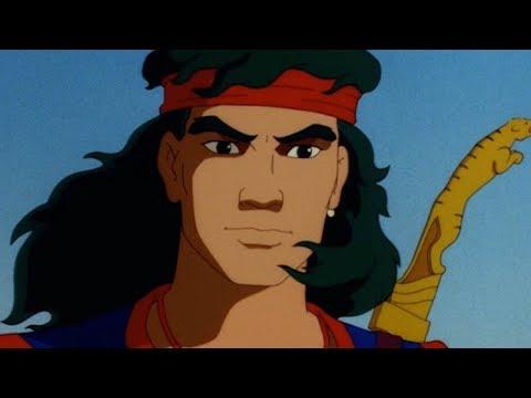 Сандокан тигр семи морей мультфильм
