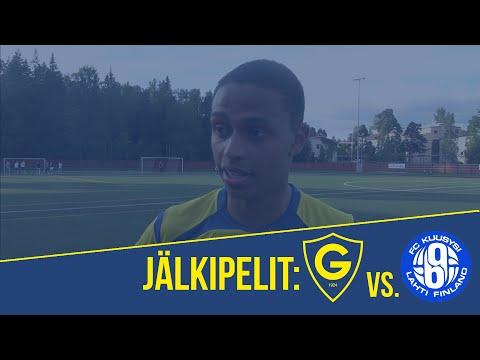 GnistanTV: Kouyaté Lahti -ottelun jälkeen