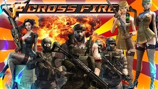 CrossFire Второй взгляд, открытие кейсов и M4A1 S Люкс Funny Moments 1080p 60fps #gaming #игра