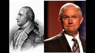 CONFIRMED! JEFF SESSIONS CHOOSES TO GO DOWN IN HISTORY AS MODERN DAY BENEDICT ARNOLD!