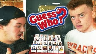 YOUTUBER GUESS WHO!
