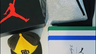 SNEAKER / CLOTHING HAUL: Air Jordan, Puma, New Era, Uniqlo