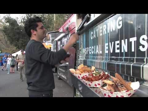 Voiceover Project - Street Food Cinema