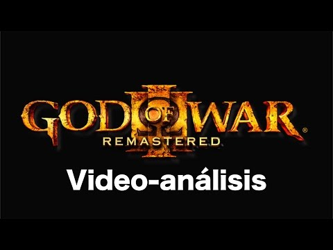 Análisis God of War III Remastered