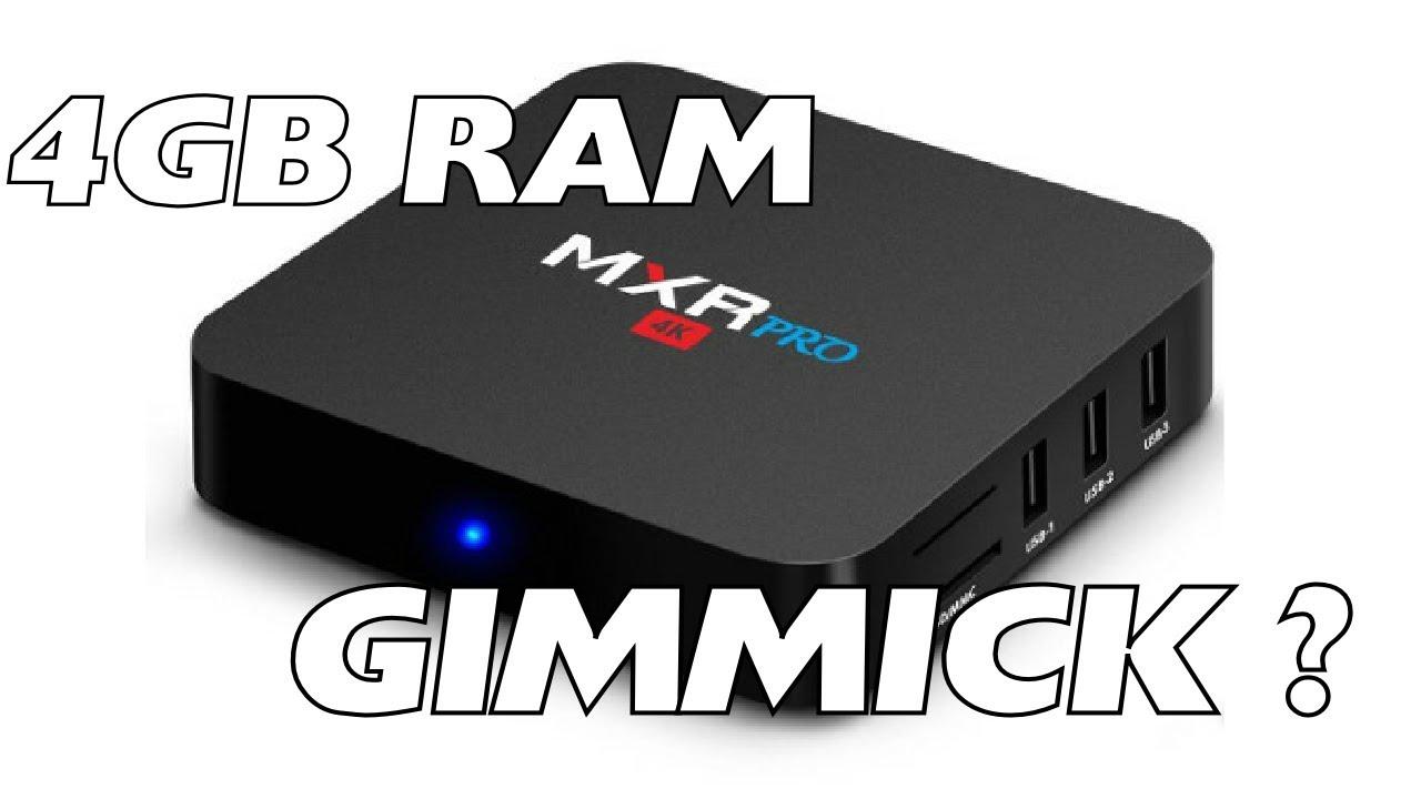 MXR PRO REVIEW: 4GB RAM A GIMMICK ?