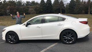 Here's Why My 2016 Mazda6 is a Great Car (Doug Demuro Style Review)