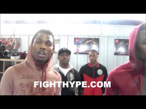 """CHARLO BROTHERS SOUND OFF ON MARTIROSYAN, ANDRADE, AND BUNDRAGE: """"I SEE ME SLEEPING HIM"""""""