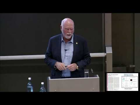 Capstone Talk by Dr. Craig Venter at the CSBD Inaugural Scientific Symposium