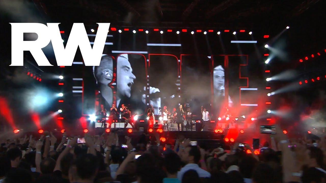 Robbie Williams | Let Me Entertain You live in Bucharest | LMEY Tour 2015